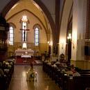 Храм Св.Иакова внутри, Рига