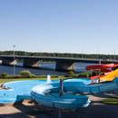 Аквапарк в Лиелупе